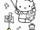 Hello Kitty Instrument Coloring Pages 365 Best Color Of Music Images In 2020