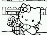 Hello Kitty Learning Coloring Pages Ausmalbilder Hello Kitty 34