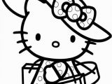 Hello Kitty Mermaid Coloring Page Coloring Sheets You Can Print