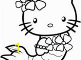 Hello Kitty Mermaid Coloring Page Elegant Picture Of Hello Kitty Color Pages