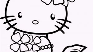 Hello Kitty Mermaid Coloring Page Hello Kitty Mermaid Coloring Pages See the Category to Find