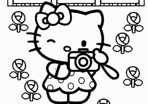 Hello Kitty Mermaid Coloring Pages Free Print Free Hello Kitty Drawing Pages Download Free Clip Art Free