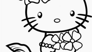Hello Kitty Mermaid Coloring Pages Free Print Hello Kitty Mermaid Coloring Pages