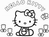 Hello Kitty Mothers Day Coloring Pages Cute Flower Coloring Pages Coloring Home