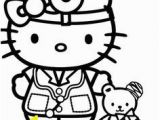Hello Kitty Nurse Coloring Pages 57 Best Hello Kitty Images
