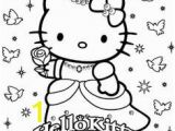 Hello Kitty Princess Coloring Pages 19 Best Free Printable Hello Kitty Coloring Pages Images