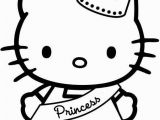 Hello Kitty Princess Coloring Pages Pin by Francesca Migliorelli On Hello Kitty Da Colorare