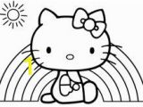 Hello Kitty Rainbow Coloring Pages 15 Best Coloring Pages Images In 2020