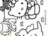 Hello Kitty Shopping Coloring Pages 227 Best Coloring Hello Kitty Images