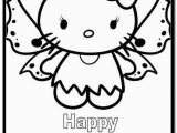Hello Kitty soccer Coloring Pages 🎨 🎨 Angel Hello Kitty Free Printable Coloring Pages for