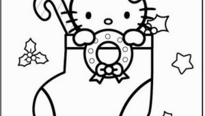 Hello Kitty soccer Coloring Pages Free Christmas Pictures to Color