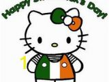 Hello Kitty St Patrick S Day Coloring Pages 223 Best Hello Kitty Images