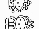 Hello Kitty St Patricks Day Coloring Pages Hello Kitty St Patricks Day Coloring Pages