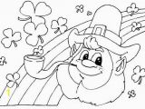 Hello Kitty St Patricks Day Coloring Pages Stpatrickday Coloring Pages & Sheets