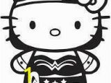 Hello Kitty Superhero Coloring Pages Pin by Christy Williams On Vinyl In 2020 with Images