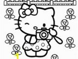 Hello Kitty Swimming Coloring Pages 227 Best Coloring Hello Kitty Images