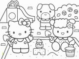 Hello Kitty Valentines Day Coloring Pages Printable Free Big Hello Kitty Download Free Clip Art