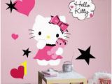 Hello Kitty Wall Murals 16 Best Hello Kitty Room Project Images