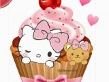 Hello Kitty Wall Murals Pin by Ayuni On Cupcake Art Pinterest