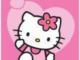 Hello Kitty Wall Murals Stickers Hello Kitty Tapis Love Rose