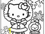 Hello Kitty Winter Coloring Pages 10 Best Hello Kitty Colouring Pages Images