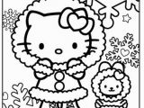 Hello Kitty Winter Coloring Pages Hello Kitty Christmas Coloring Pages Best Coloring Pages