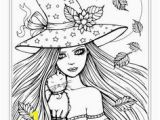 Hello Kitty Witch Coloring Pages Lopu Wadi Kindergartenstar On Pinterest