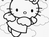 Hello Kitty with Dolphin Coloring Pages Free Hello Kitty Drawing Pages Download Free Clip Art Free