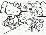 Hello Kitty Xmas Coloring Pages Hello Kitty Christmas Coloring Pages Coloring Home
