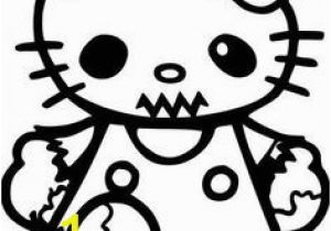 Hello Kitty Zombie Coloring Pages 55 Best 야엘이 Dol Images