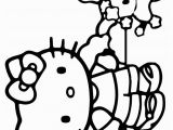 Hello Kitty Zombie Coloring Pages Hello Kitty Playing with Dog Coloring Page Free Coloring