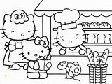 Hello Little Kitty Coloring Pages Big Hello Kitty Coloring Home