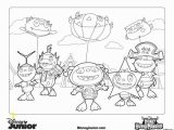 Henry Hugglemonster Coloring Page Sheriff Callie Coloring Pages Free and Sparky Disney Jr Disney Jr