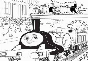 Henry Thomas the Train Coloring Pages Thomas Coloring Pages to Print and Color Kids Activities