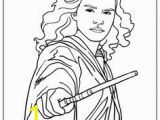 Hermione Granger Coloring Page 1105 Best Coloring Pages Images In 2020