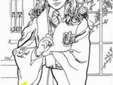 Hermione Granger Coloring Page 65 Best Värityskuvia Images