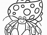 Hermit Crab Coloring Page Eric Carle Hermit Crab Coloring Pages 10 Image – Colorings