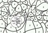 Hidden Pictures Coloring Pages Beautiful Drawing Line Games