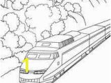 High Speed Train Coloring Pages 29 Best Trains Coloring Pages Images On Pinterest
