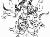 Hindu Gods and Goddesses Coloring Pages Hindu Gods Colouring Clipart Best