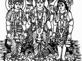 Hindu Gods and Goddesses Coloring Pages Hindu Mythology Gods and Goddesses – Printable