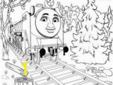 Hiro the Train Coloring Pages Ghostly Graveyard Coloring Page