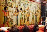 Historic Wallpaper Murals Egyptian Wall Painting Vintage Wallpaper Custom 3d Wall Murals