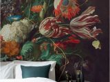 Historic Wallpaper Murals Vase Of Flowers by De Heem Wallpaper Muralswallpaper