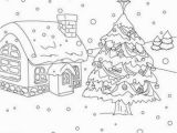 Hockey Christmas Coloring Pages Christmas Tree Snow at Christmas Night Christmas Coloring