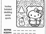 Hockey Christmas Coloring Pages Coloring Books Hello Kitty Christmas Coloring Pages Zelda