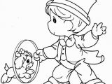 Hockey Christmas Coloring Pages Precious Moments Coloring Picture