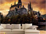 Hogwarts Express Wall Mural Pulaton Wizards Castle Wall Sticker Mural