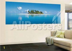 Hollywood Sign Wall Mural Maldive island Panoramic Wall Mural Wallpaper Mural at Allposters