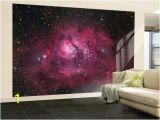 Hollywood Sign Wall Murals the Lagoon Nebula Wall Mural – by Stocktrek